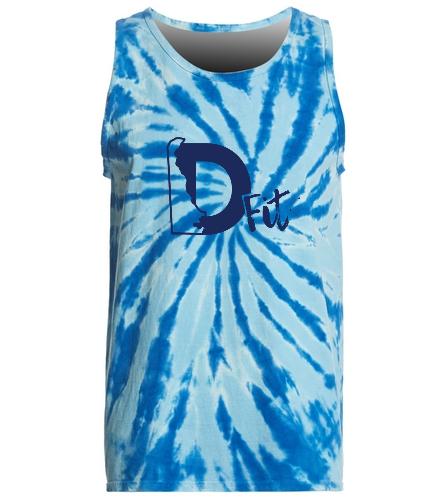 D-fit Swag - SwimOutlet Tie-Dye Tank Top