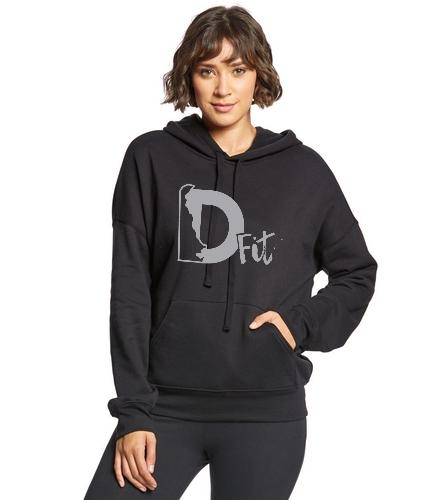 D-fit Swag - Bella + Canvas Sponge Fleece DTM Hoodie