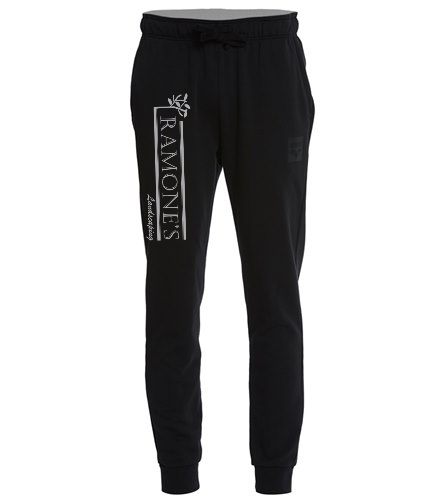 Ramone's Solid Gear - Arena Men's Cotton Gym Jogger Pant