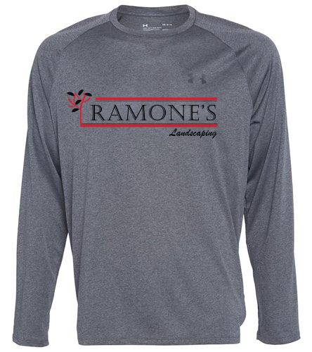 Ramone's Gear - Under Armour Men's UA Tech 2.0 Long Sleeve Tee