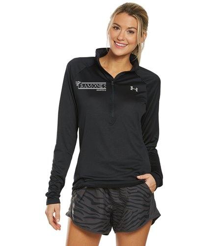 Ramone's Under Armor - Under Armour Women's UA Tech Half Zip Long Sleeve