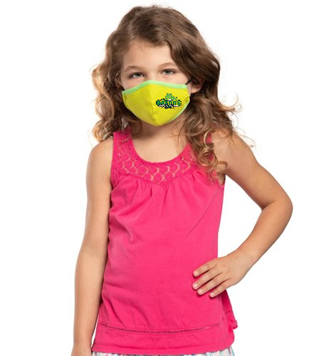 Kids' Mask - Sporti Kids Reusable Face Mask (Set of Two)