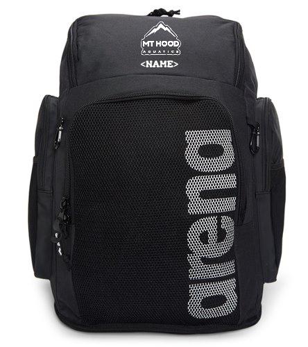 MHA Black Team Arena Bag - Arena Team 45 Backpack