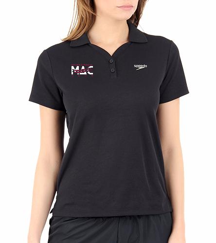 MAC Female Polo - Speedo Womens Tech Polo