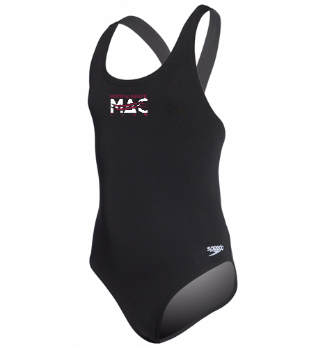 MAC Youth Endurance - Speedo Solid Endurance Super Proback Youth Swimsuit Swimsuit