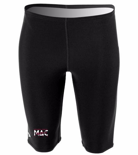 MAC Endurance Jammer - Speedo Male Solid Endurance+ Jammer Swimsuit