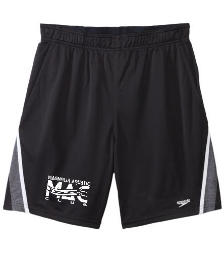 Men's MAC Speedo shorts - Speedo Men's Splice Team Short
