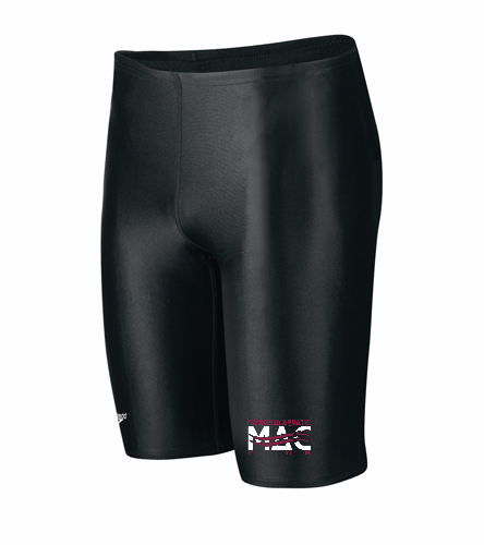 MAC Youth Jammer - Speedo PowerFLEX Eco Solid Youth Jammer Swimsuit