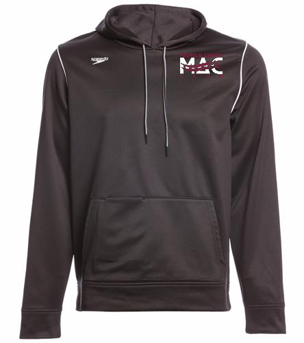 MAC Hoodie - Speedo Unisex Pull Over Hoodie Sweatshirt
