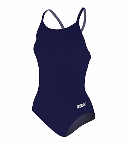 SUNN Swimming - Women's Arena Master Thin Strap V-Back One Piece Swimsuit