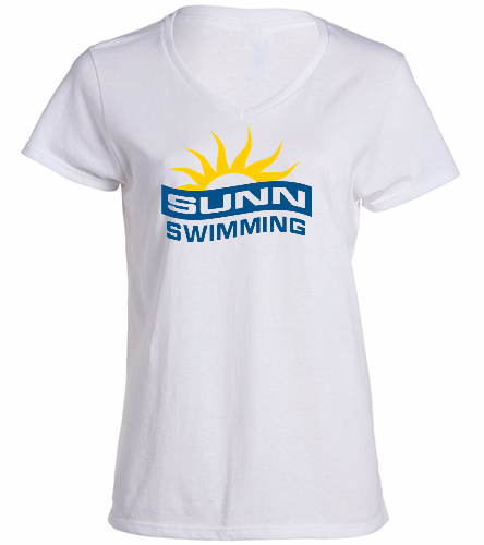 SUNN Swimming -  Ladies V-Neck