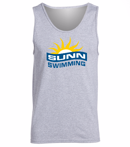 SUNN Swimming  -  Ultra Cotton Adult Tank Top