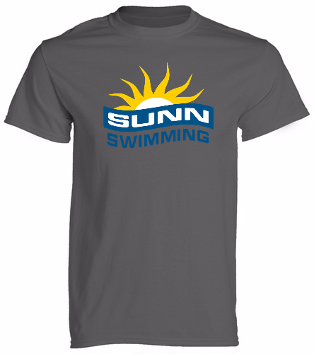 SUNN Swimming  -  Unisex 100% Cotton 30's RS S/S