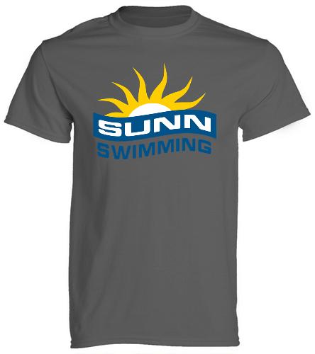 SUNN Swimming  - SwimOutlet Cotton Unisex Short Sleeve T-Shirt