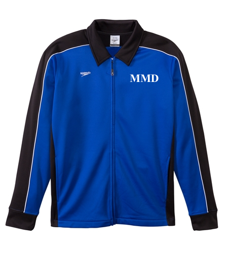 MMD YOUTH WARMUP - Speedo Streamline Youth Warm Up Jacket