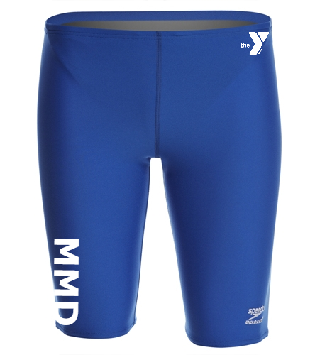 MMD - Speedo Men's Solid Endurance+ Jammer Swimsuit