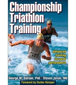 Human Kinetics Championship Triathlon Training