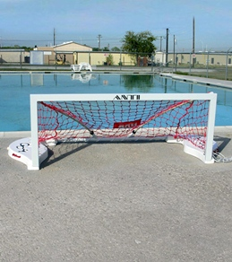 "AntiWave ""Flippa"" Floating Water Polo Goal"