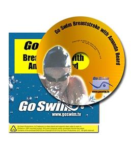 Go Swim Breaststroke with Amanda Beard