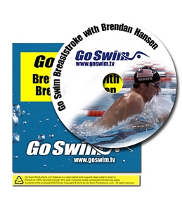 Go Swim Breaststroke with Brendan Hansen