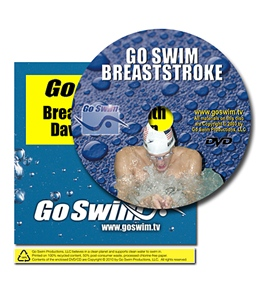 Go Swim Breaststroke with Dave Denniston