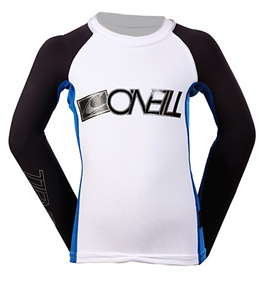 O'Neill Youth Skins L/S Crew 6oz