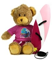 ClubSwim Girl Surf Bear