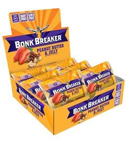 Bonk Breaker Peanut Butter & Jelly Energy Bars