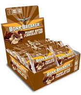 Bonk Breaker Peanut Butter & Chocolate Chip Energy Bars (Box of 12)