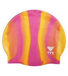 TYR Multi Color Silicone Cap