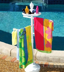 USA Pool & Toy  Pool N Spa Towel Valet