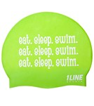 1line-sports-eat-sleep-swim-silicone-cap