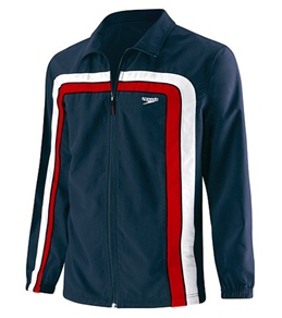 Speedo Male Velocity Warm-Up Jacket
