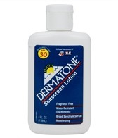 Dermatone SPF 30 4oz Sunscreen