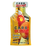 Carb BOOM Banana Peach Energy Gel (Box)