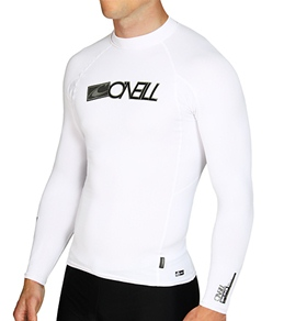 O'Neill Guys' Skins L/S Crew Rashguard