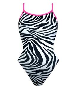 Splish Black Zebra