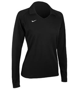 Nike Swim Women's Dri Fit Long Sleeve Top