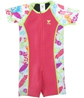 TYR Girl's Thermal Suit Print