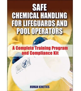 Safe Chemical Handling for Lifeguards and Pool Operators DVD
