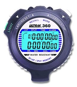 Ultrak 360 30-Memory Stopwatch