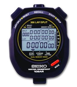 Seiko S141-300 Lap Memory Stopwatch