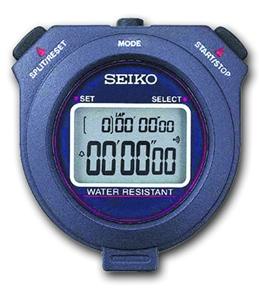 Seiko W073-10 Lap Memory Stopwatch