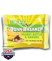 Bonk Breaker Peanut Butter & Banana Energy Bars (Box of 12)