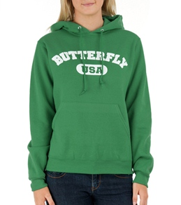 1Line Sports Butterfly Sweatshirt