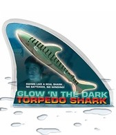 USA Pool & Toy Torpedo Glow in the Dark Shark Toss
