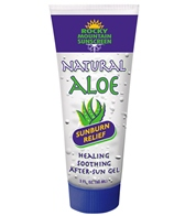 Rocky Mountain Sunscreen Natural Aloe Sunburn Relief 1.9oz