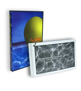 StrechCordz Core Shoulder Stabilization DVD and Booklet Set