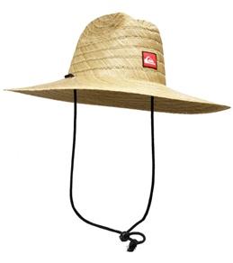 Quiksilver Guys' Pierside Straw Lifeguard Hat