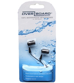 OverBoard Waterproof Earphones